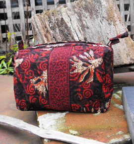 Natural Dye Washbags