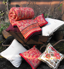 Printed Cotton Quilts Amp Bedding Hand Made In India By